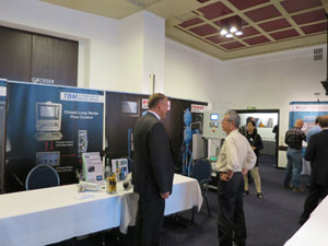 Booth of TBM and Roxor at ICSP-12.