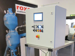 TBM-Roxor mobile testbench for mediadosing and flow control.