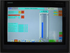SIMATIC TP1500 Comfort Touchpanel