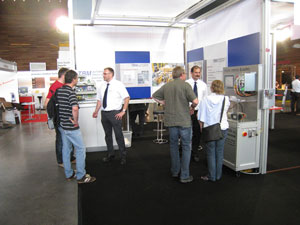 Intertech 2009 – Vision, Motion & Safety